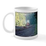 Conrail Office Car Train Mug
