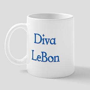 Diva LeBon Mug