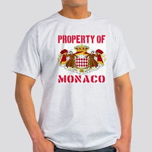 Property of Monaco Light T-Shirt
