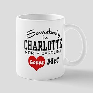 Charlotte North Carolina Mug
