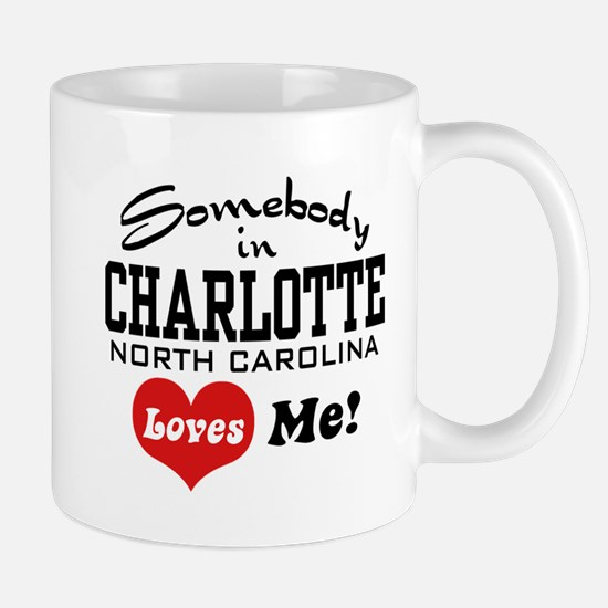 Charlotte North Carolina Mug