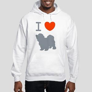 Bolonka Tsvetnaya Hooded Sweatshirt