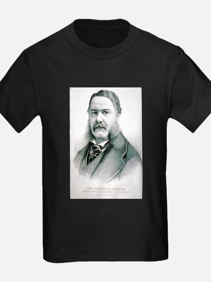 Gen. Chester A. Arthur - Republican candidate for