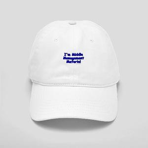 Middle Management Material Cap