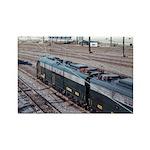 Conrail OCS Train Rectangle Magnet (10 pack