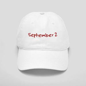 September 2 Cap