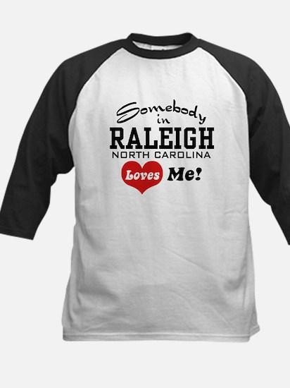 Raleigh North Carolina Kids Baseball Jersey