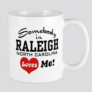 Raleigh North Carolina Mug