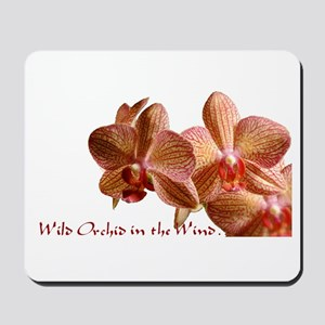 Wild Orchid Mousepad