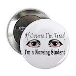 Nursing Student Button