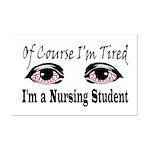 Nursing Student Mini Poster Print