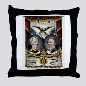 Grand national Whig banner - press onward - 1848 T