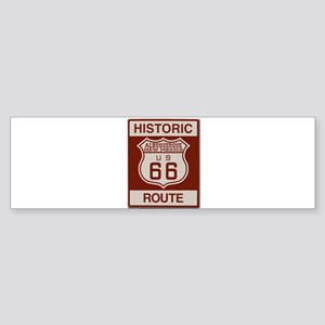 Albuquerque Route 66 Bumper Sticker