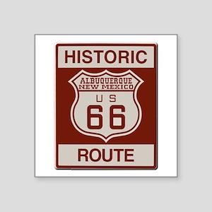 Albuquerque Route 66 Sticker