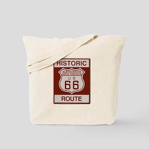 Albuquerque Route 66 Tote Bag