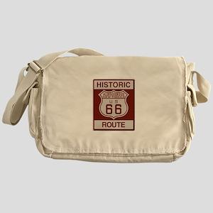 Albuquerque Route 66 Messenger Bag