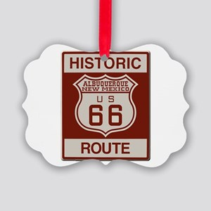 Albuquerque Route 66 Ornament