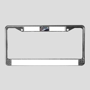 Beechcraft Bonanza License Plate Frame