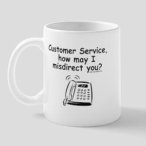 How May I Misdirect You Mug