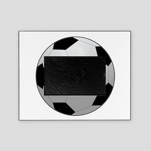 Soccer Ball Picture Frame