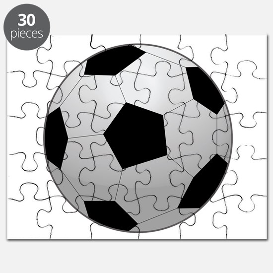 Soccer Ball Puzzle