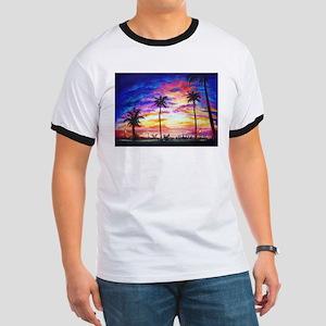 Hawaiian Dreams Ringer T