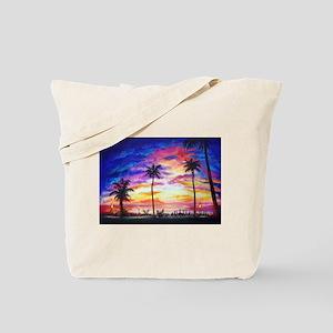 Hawaiian Dreams Tote Bag