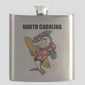 North Carolina Flask