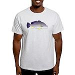 Freshwater Drum fish (aka Sheephead) Light T-Shirt