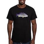 Freshwater Drum fish (aka Sheephead) Men's Fitted