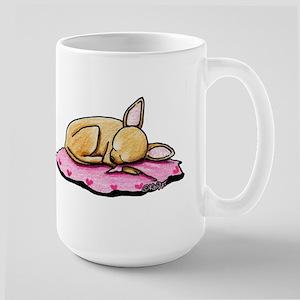 Sleeping Belleza Large Mug