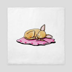 Sleeping Belleza Queen Duvet
