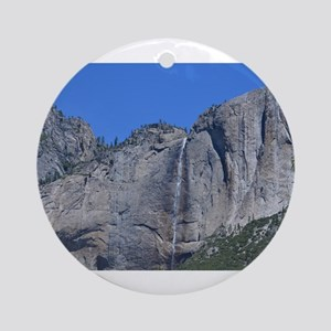 Bridal Veil Falls Ornament (Round)