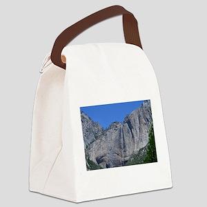 Bridal Veil Falls Canvas Lunch Bag