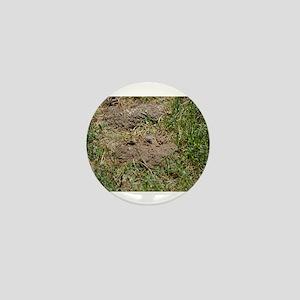 Mole Mini Button
