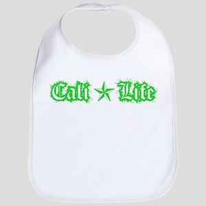 cali life 1a green Bib