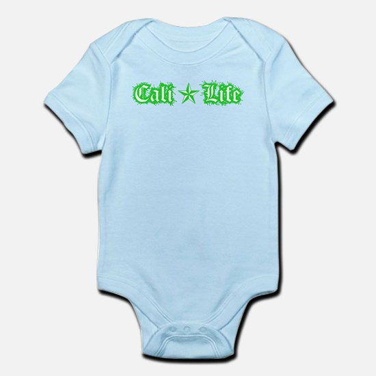 cali life 1a green Body Suit