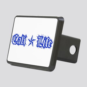 cali life 1a blue Hitch Cover