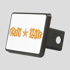 cali life 1a orange Hitch Cover