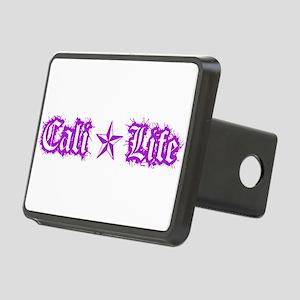 cali life 1a purple Hitch Cover
