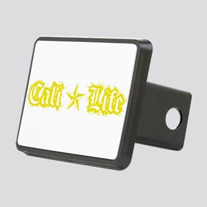 cali life 1a yellow Hitch Cover