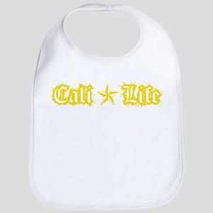 cali life 1a yellow Bib