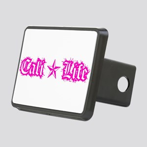 cali life 1a pink Hitch Cover