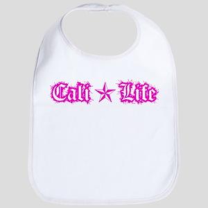 cali life 1a pink Bib