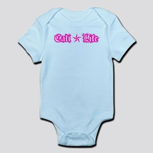 cali life 1a pink Body Suit