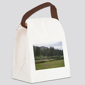 Hume Lake Canvas Lunch Bag