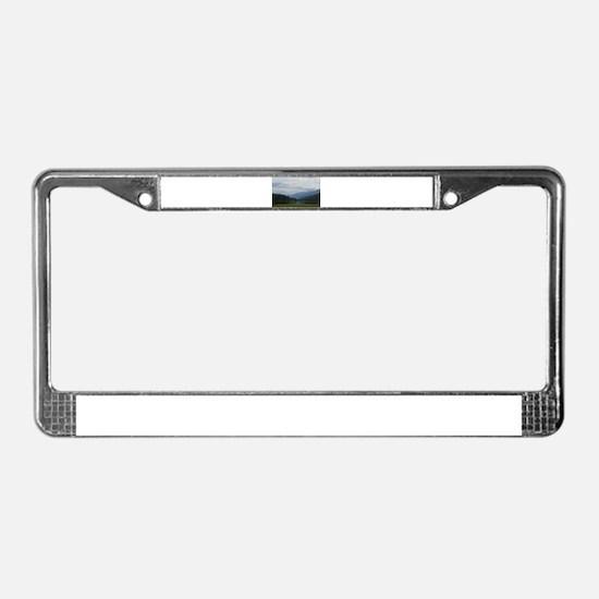 Hume Lake License Plate Frame