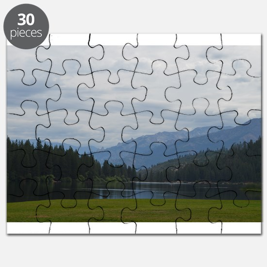 Hume Lake Puzzle