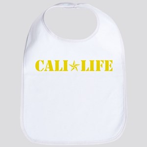 cali life 1b yellow Bib