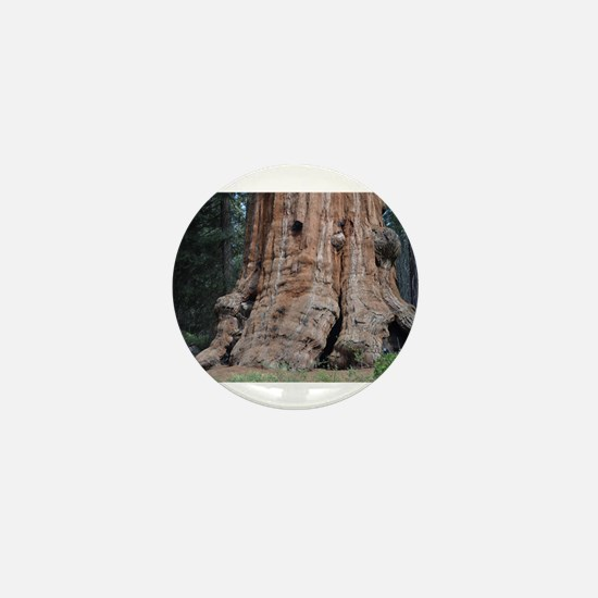 Giant Sequoia Mini Button